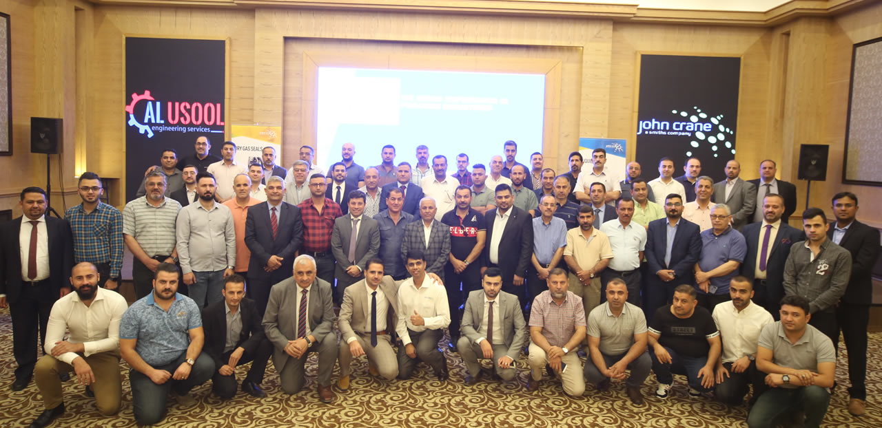 John Crane Customer Day in Erbil
